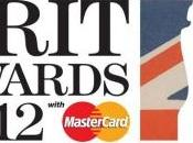 Quand internet gâche Brit Awards 2012