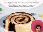 était recette… tambouille aussi histoire d'enfants CHOPI CHOCO Roulé chocolat vermicelles sucre