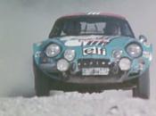 Renault fête l'Alpine A110