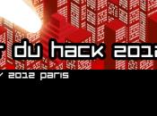 Nuit Hack 2012 Juin Paris
