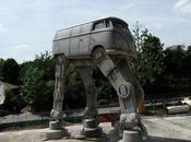 Insolite Volkswagen Imperial Walker AT-AT