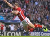 l'Angleterre défaite pays Galles