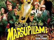 """Nous avons pour vous """"Sur piste Marsupilami"""""""