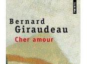 Cher amour Bernard Giraudeau
