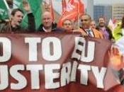 Trop c'est trop Manifestations syndicats européens contre l'austérité