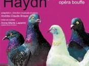 Speziale, opéra-bouffe Haydn scène Anne-Marie Lazarini Artistic Athévains