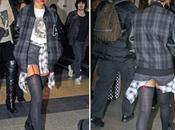 L'étrange look Rihanna Londres