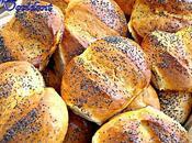 Petits pains l'huile d'argan graines pavot