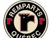 Remparts Québec reçoivent Wildcats Moncton mars 2012 Colisée Pepsi