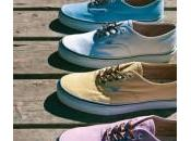 Vans California Authentic 'Brushed Twill' Pack Printemps 2012