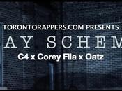 Corey Fila Oatz Stay Schemin Toronto