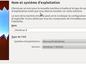 Windows dans VirtualBox