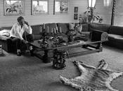 Steve McQueen superbes photos privées très intimes.