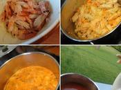 faire avec bisque crevettes roses curry?