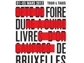 Foire livre Bruxelles programme dédicaces