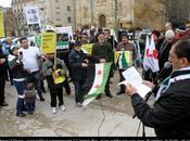 Mobilisation importante pour peuple syrien