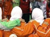 Jouer football Hijab