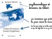Contes d'errance, contes d'espérance Jacques Salomé