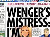 Arsène Wenger Coupe découpe