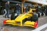 Pirelli récupère Renault pour remplacer Toyota TF109 essais