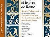 """❛Disque Livre❜ Gustave Charpentier, Musiques Prix Rome """"Régalez-vous, 'sieurs-dames, voilà Plaisir"""