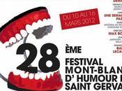 Babole 28ème Mont Blanc d'humour Saint Gervais