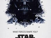 Affiches Star Wars réalisées partir d'objets saga
