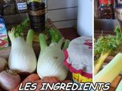 Crème fenouil navets carottes parfum truffe