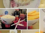 Souvenirs Thaïlande, mango sticky rice Homemade