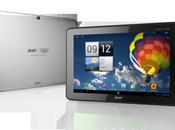 tablette Acer Iconia A510 pour Jeux Olympiques Londres