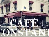 CAFÉ CONSTANTQu'est c'est? Soyons sincère, Café...