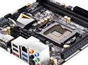 Z77E-ITX ASRock Offrez vous serveur Bridge pour l'été