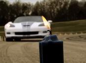 Chevrolet Corvette souffle bougies