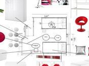 Aménagement d'une chambre design