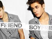 """Justin Bieber titre """"Boyfriend"""""""