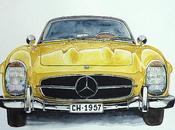 MERCEDES ROADSTER comme sport, leicht)
