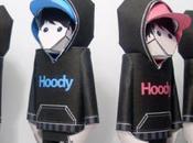 Papertoys Hoody (Serie