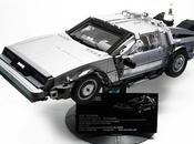 DeLorean LEGO l'échelle 1:15