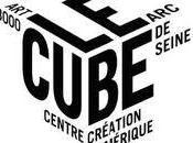 Cube espace création réflexion autour culture numérique