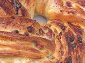 Kringle estonien jambon noix