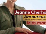 scène Jeanne Cherhal Amoureuse