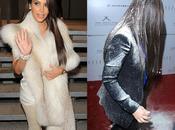 Video Buzz Kardashian, elle aussi enfarinée!