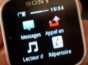 Sony SmartWatch disponible