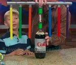 Distributeur Coca-Cola marche mentos