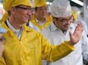 [ACTU] Cook, d'Apple, visité usines Foxconn Chine
