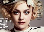 Dakota Fanning pour Wonderland Magazine