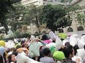 Hong Kong International Pillow Fight
