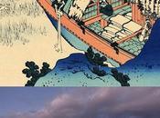 estampes japonaises Costa Concordia