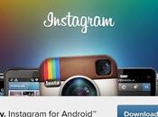 Instagram Android (enfin)