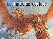 annales Disque-Monde Tome huitième couleur Terry Pratchett
